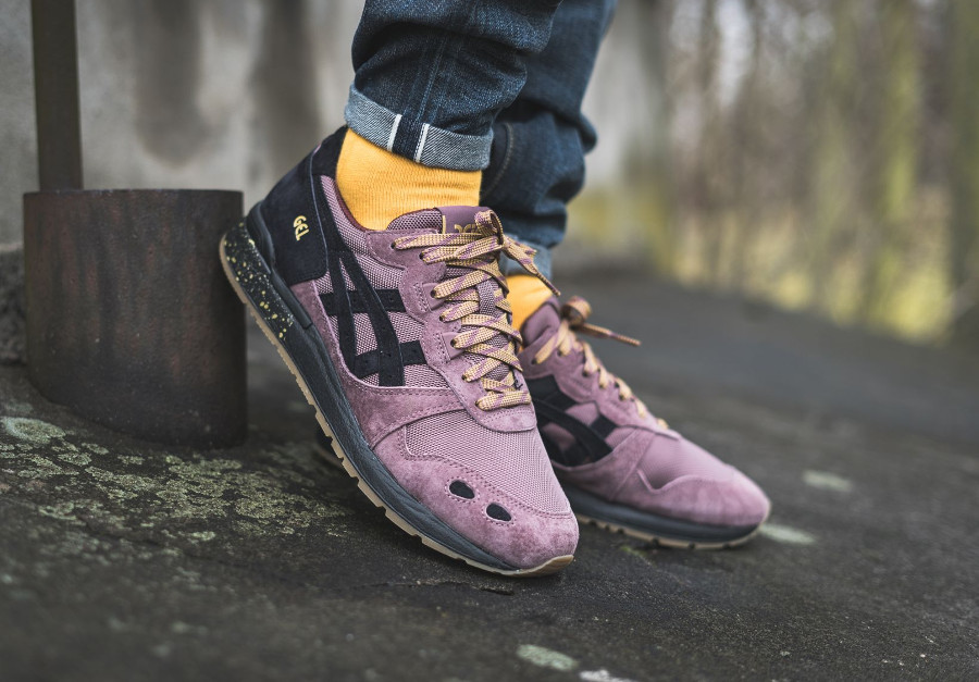Chaussure Asics Gel Lyte Rose Taupe H8D2L 2690