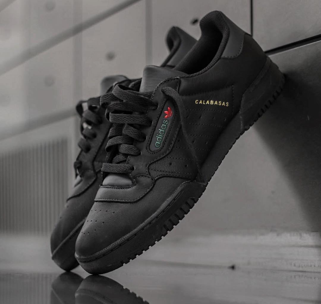 basket-kanye-west-adidas-yeezy-powerphase-cuir-noir (1)