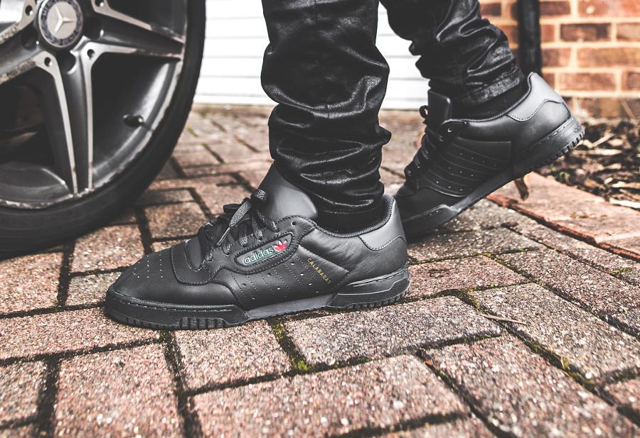 basket-kanye-west-adidas-yeezy-powerphase-cuir-noir (2)