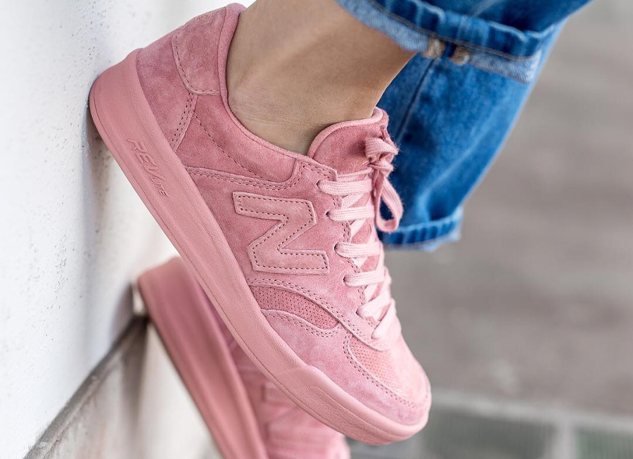 New Balance WRT 300 PP Suede 'Dusted Peach'