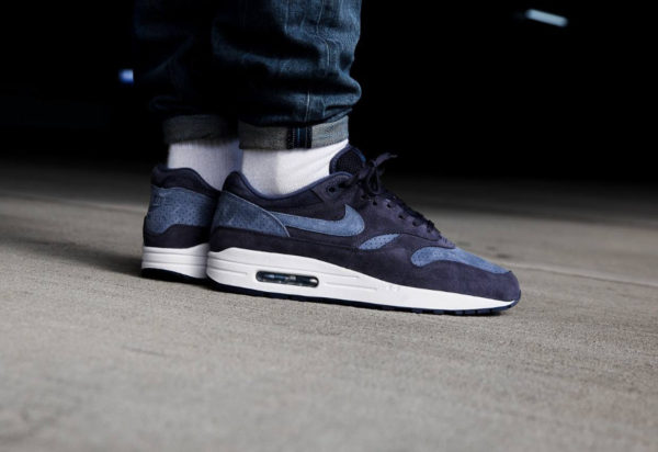 Nike Air Max 1 Premium Suede 'Neutral Indigo Diffused Blue'
