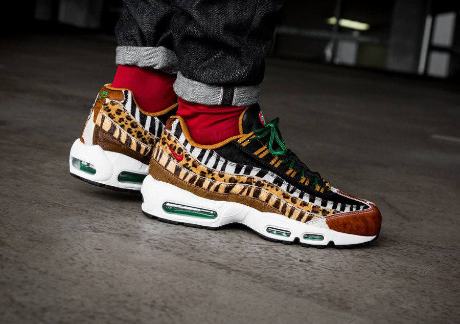 basket-nike-air-max-95-atmos-animal-girafe-léopard-zebre-tigre-cheval (4)