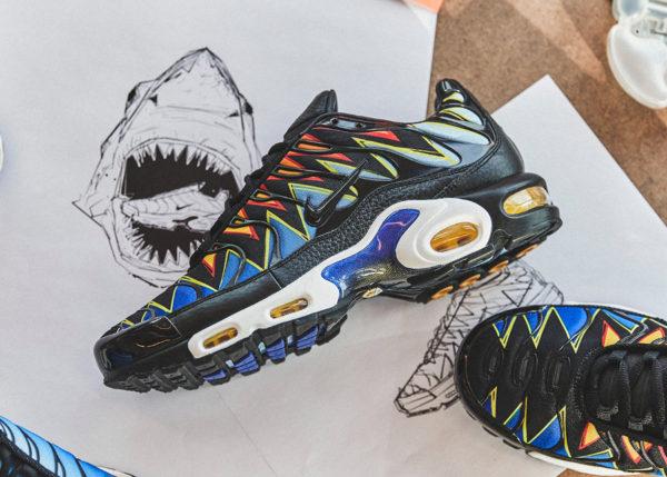 meilleur site web 67549 d4240 Avis] Nike Air Max Plus FR Paris Dents de Requin - guide des ...