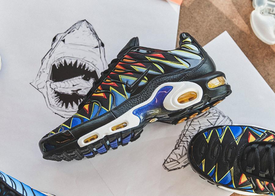 discount shop best sale elegant shoes trouver Air Plus 'Le la NikeLab Max Requin'où GPX Fuse zUMGSpqV