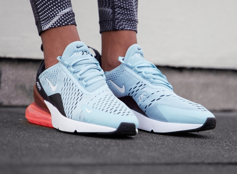 Nike Wmns Air Max 270 'Ocean Bliss'
