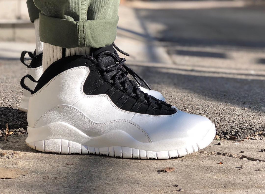 Air Jordan 10 Retro 'I'M Back' (03.18.95)