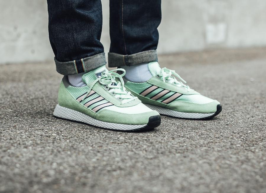 Adidas SPZL Glenbuck Vert Menthe