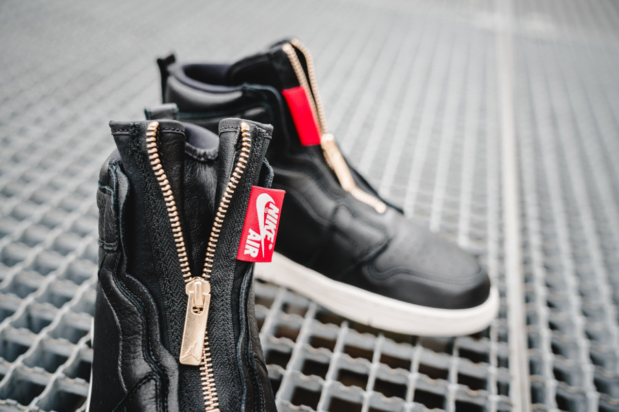 chaussure-de-basket-air-jordan-1-womens-montante-zip-cuir-premium-noir-AQ3742-016 (2)