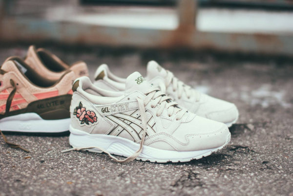 ASICS Tiger GEL LYTE V NS WOMENS Evening Sand | Hype DC