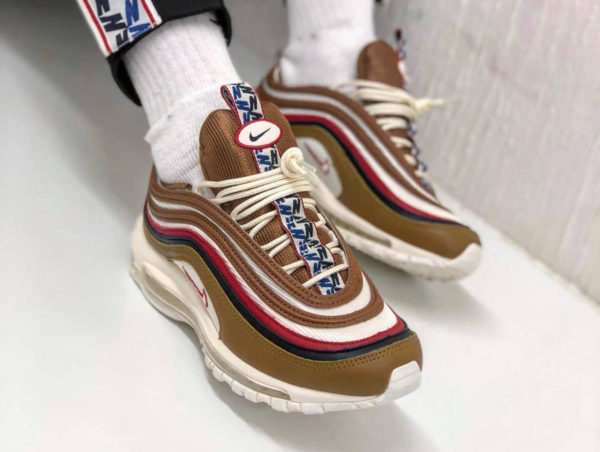 Nike Air Max 97 TT Premium 'Pull Tab' Ale Brown