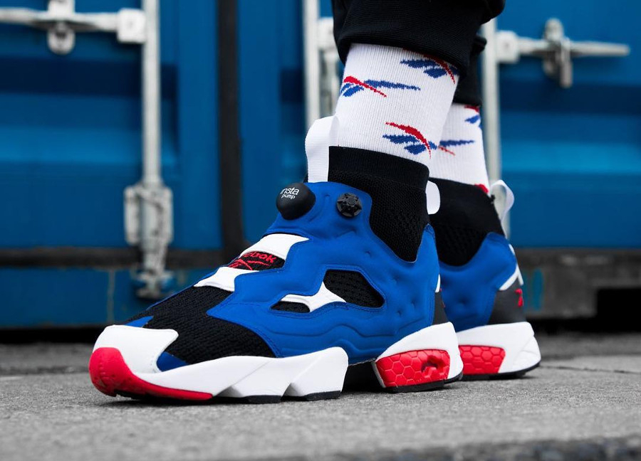 Reebok Insta Pump Fury OG Ultraknit 'Team Dark Royal'