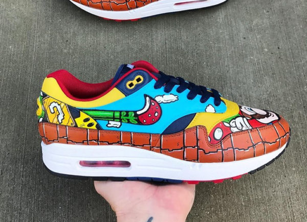 Nike Air Max 1 Premium Super Mario Bros
