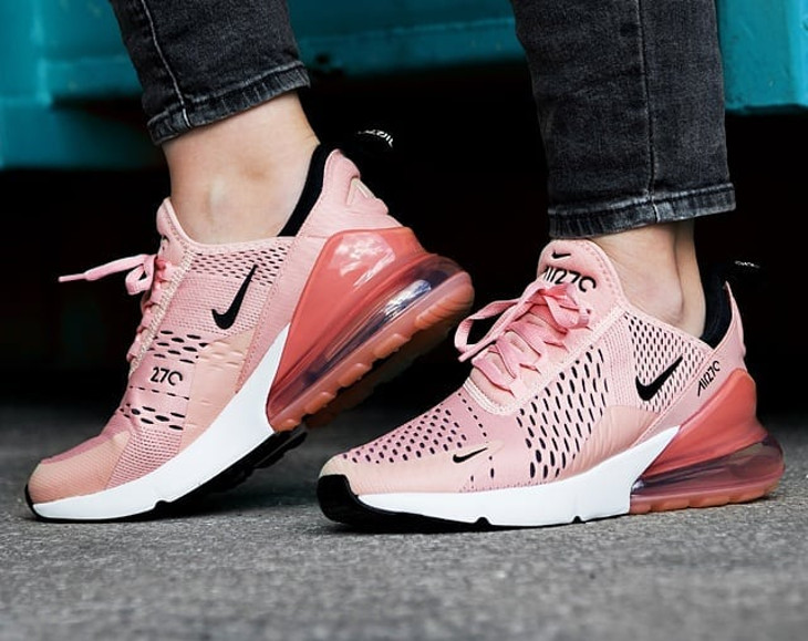 avis nike air max 270 rose coral stardust guide des achats. Black Bedroom Furniture Sets. Home Design Ideas