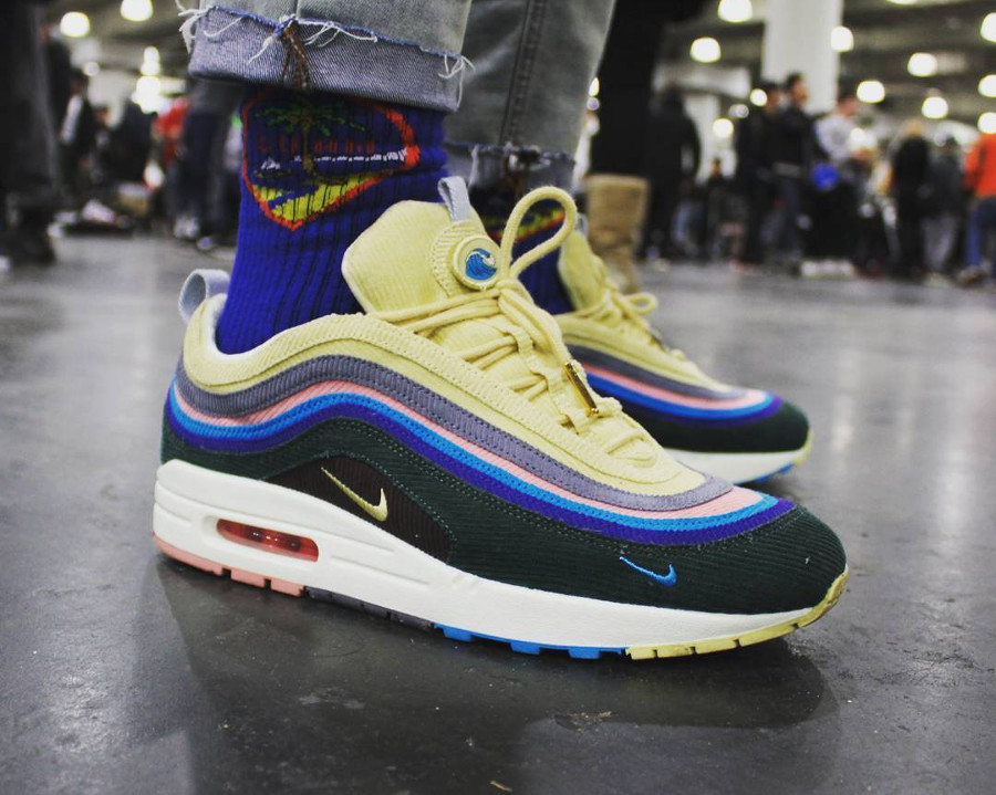 chaussure-nike-airmax-97-1-sf-air-max-day-2018 - @bannedla