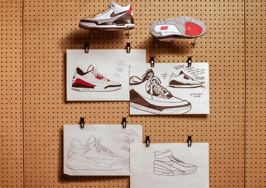 croquis-prototype-veritable-air-jordan-iii-de-1988