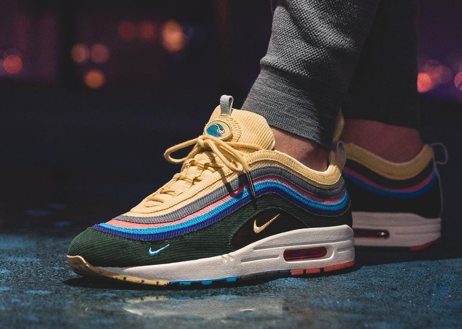 nike-air-max-1-97-velours-multicolore - @wonkycoma