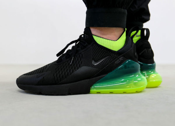 Nike Air Max 270 Black Volt (Air Max Day 2018)