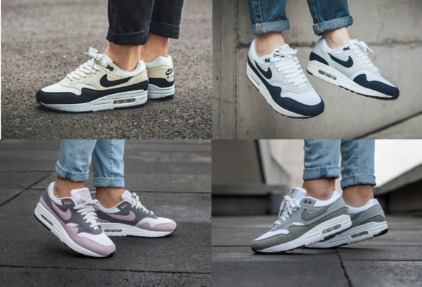 Nike Wmns Air Max 1 (collection mars 2018)