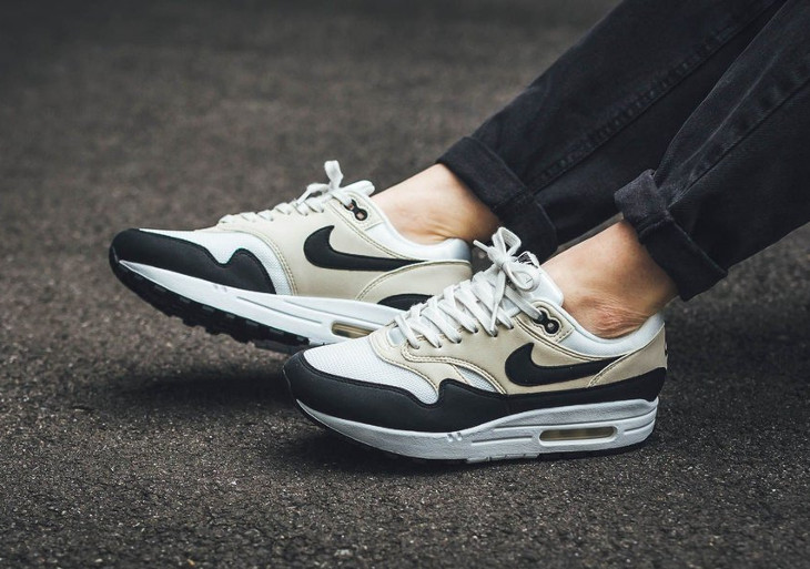 nike-wmns-air-max-1-sail-black-fossil (2)