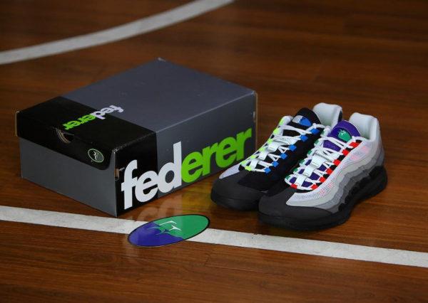 Chaussure NikeCourt Vapor RF X AM95 'Greedy'