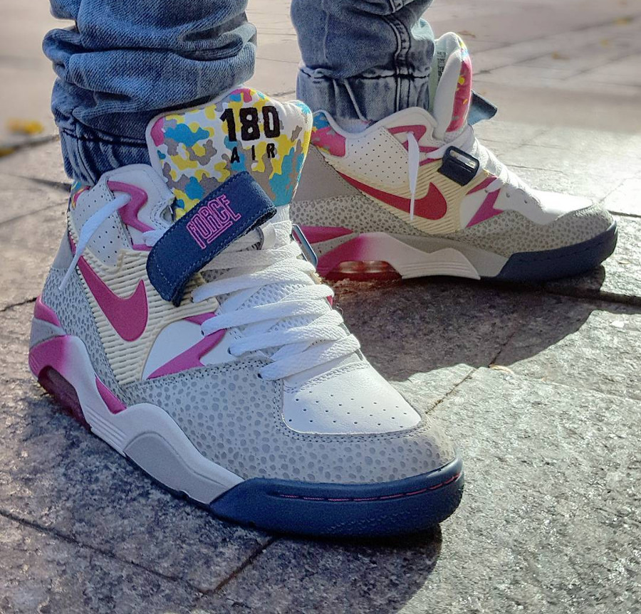 2004 - Union x Nike Air Force 180 Clerks Pack - @safari_kicks