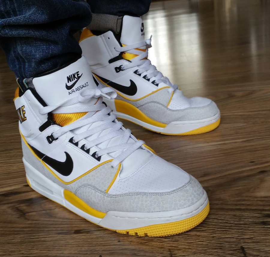 2006 Nike Air Assault Hi - @stoorzendert