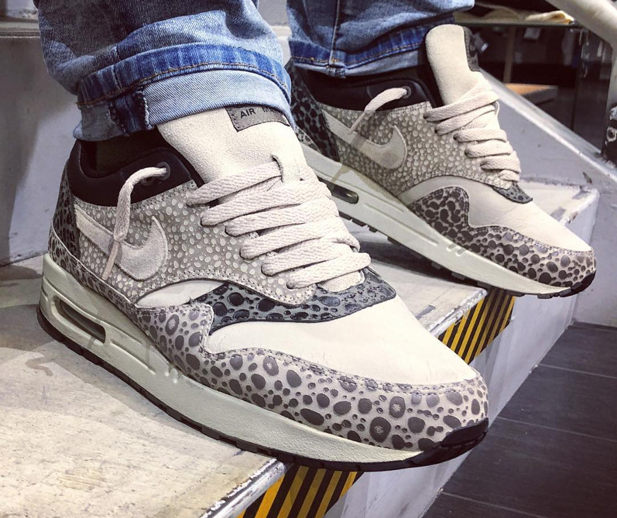 2008 Nike Air Max 1 SP Safari - @afrokix