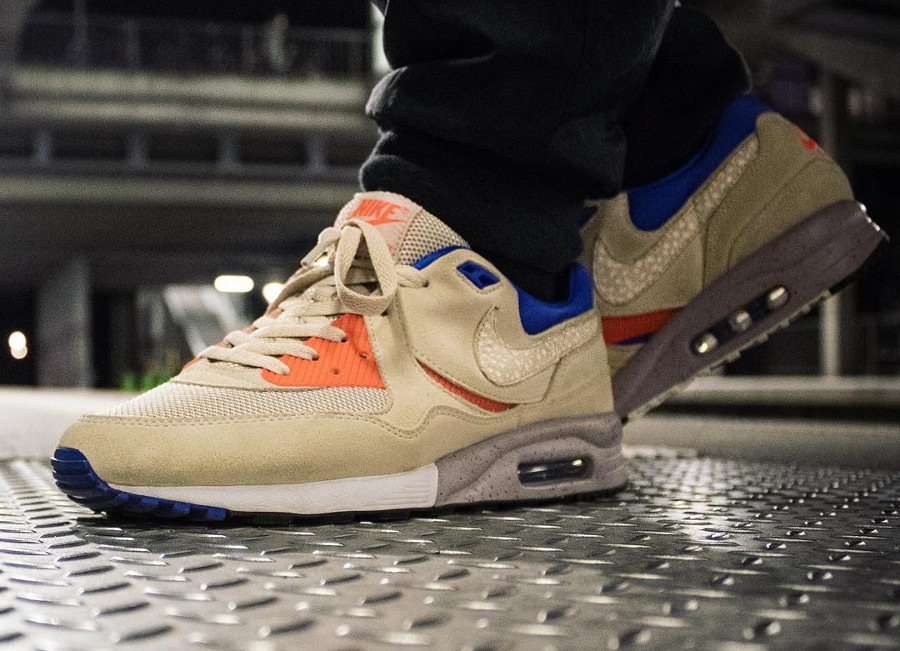 2013 Size? x Nike Air Max Light Urban Safari - @cellllii
