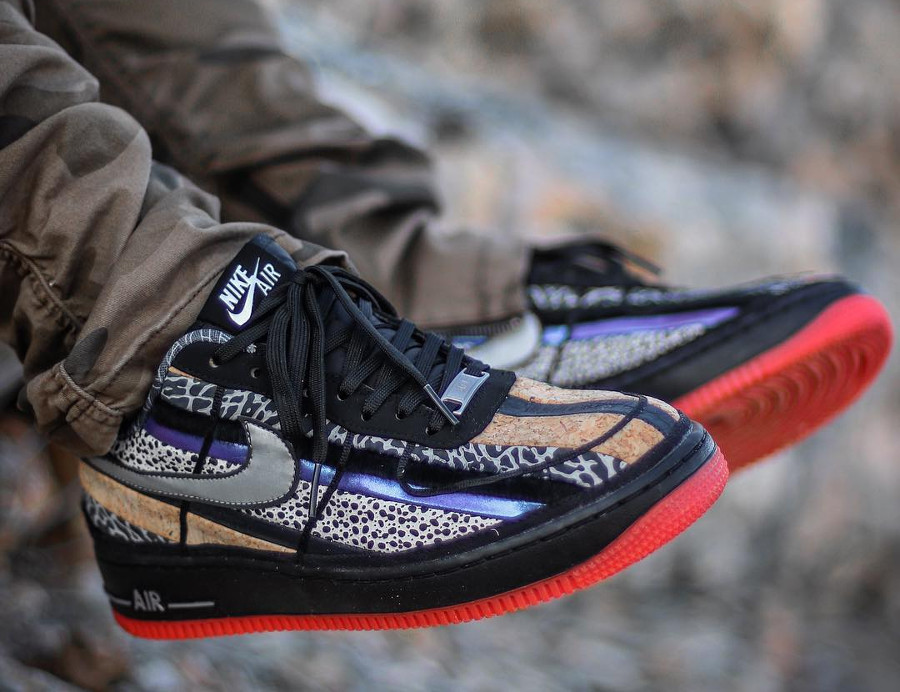 2014 - Nike Air Force 1 Low All Star Nola Gumbo League - @bk2az_kickz
