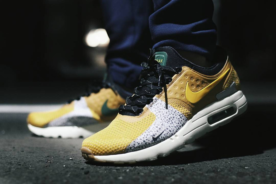 2017 Nike Air Max Zero ID Atmos Safari - @tech_promotion_committee