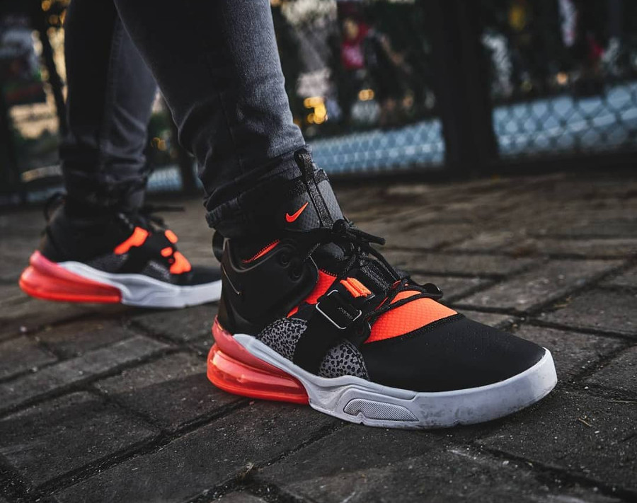2018 - Nike Air Force 270 Safari - @aprilette_
