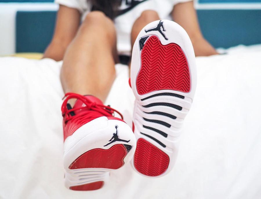 Air Jordan 12 Retro Gym Red - @vivalareina