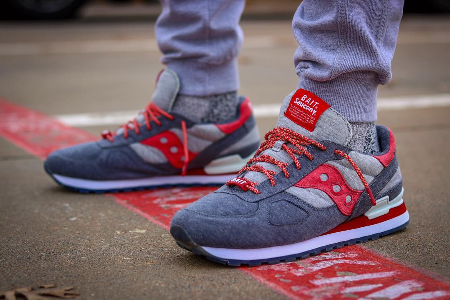 Bait x Saucony Shadow Cruel World 4 - @djswavor