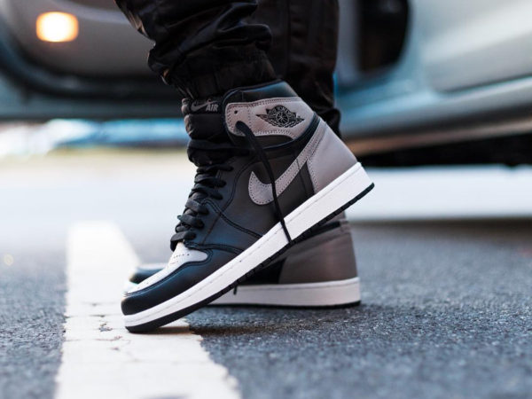 Air Jordan 1 Montante Retro OG Shadow (réédition 2018)