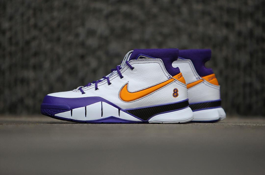 Basket Nike Kobe 1 Protro Lakers 8 Art of Champions (2)