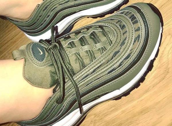 Avis] Où trouver la Nike Air Max 97 Tiger Camo Vert Olive