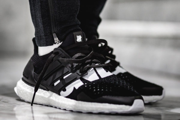 Le pack Undefeated x Adidas Originals Boost