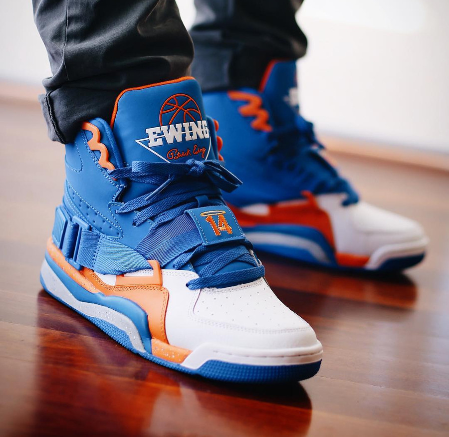 Ewing Concept Anthony Mason - @groovy__p