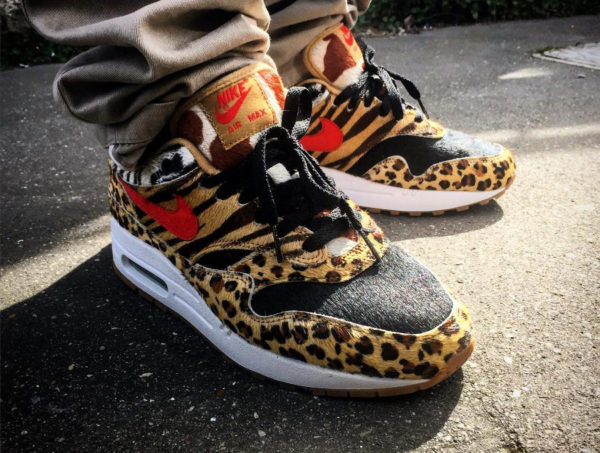 Nike Air Max 1 Atmos Animal Pack 2.0 - @roolian