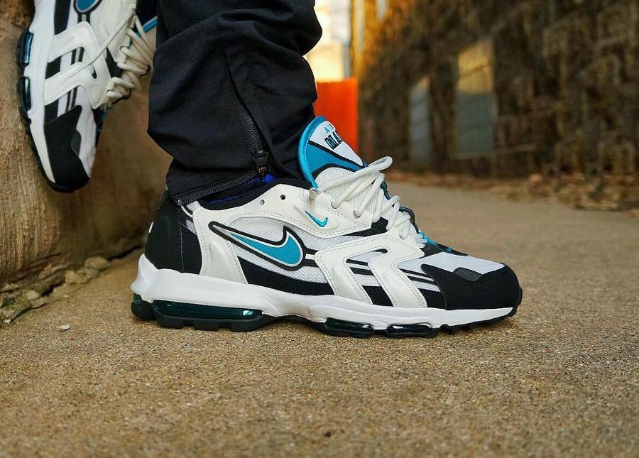 Nike Air Max 96 II XX on feet - @cheddar2345