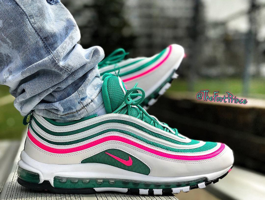 Nike Air Max 97 South Beach - @thefootprince
