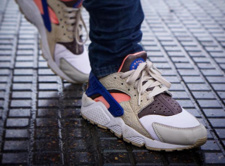 Size x Nike Air Huarache - @juanpedro2189