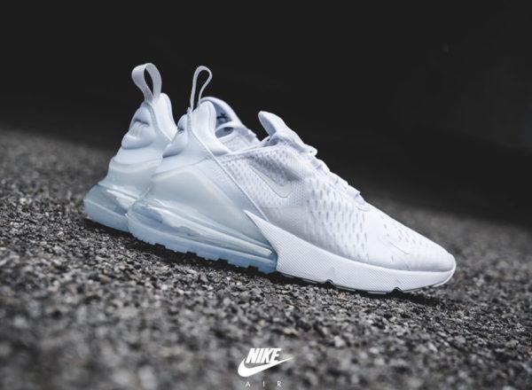 Nike Wmns Air Max 270 'Triple White'