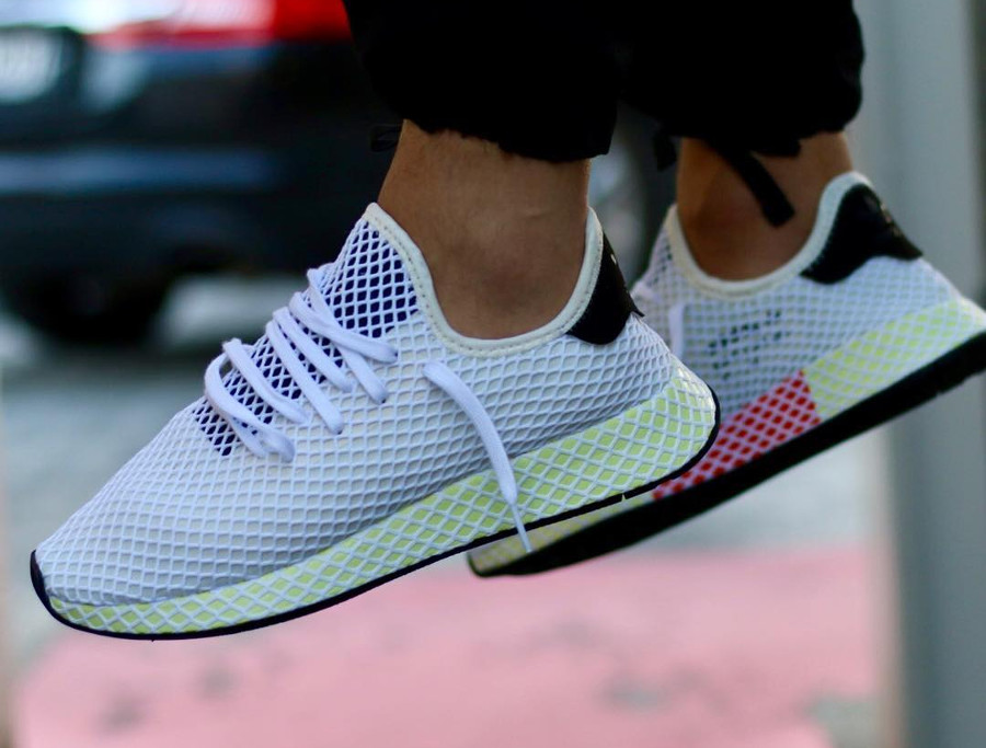 Adidas Deerupt Runner 'Chalk White'