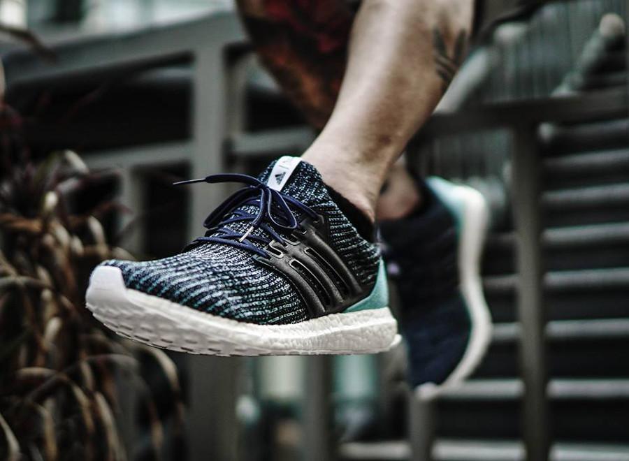 online store 5542a 02f61 Avis] Où trouver la Adidas Ultra Boost 4.0 PK Parley Carbon ...