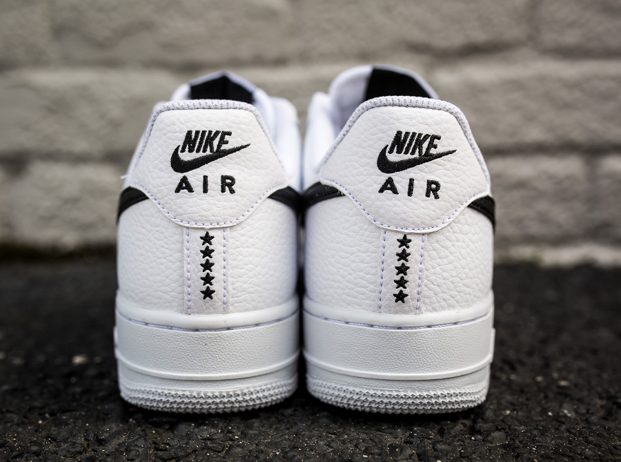Avis] Où trouver la Nike Air Force 1 07 Pivot 2018 (écusson