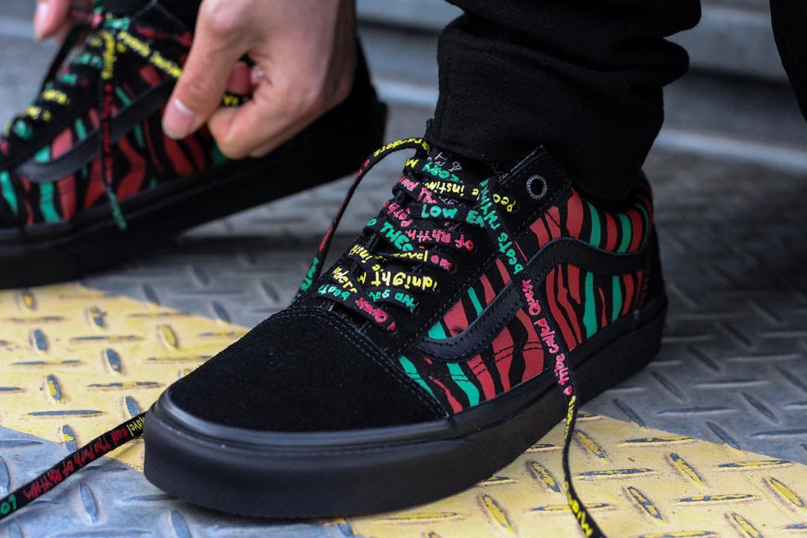 Guide des achats : A Tribe Called Quest x Vans Old Skool 'The Anthology'