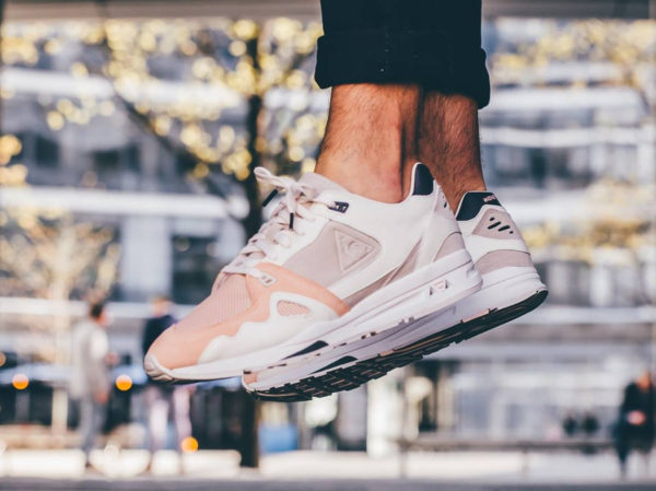 Highs and Lows x Le Coq Sportif R-1000 'Cygnet'