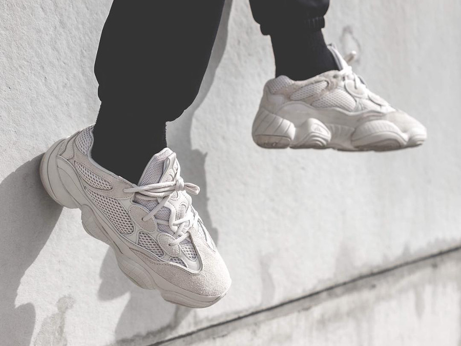 Guide des achats : Kanye West x Adidas Yeezy 500 Blush
