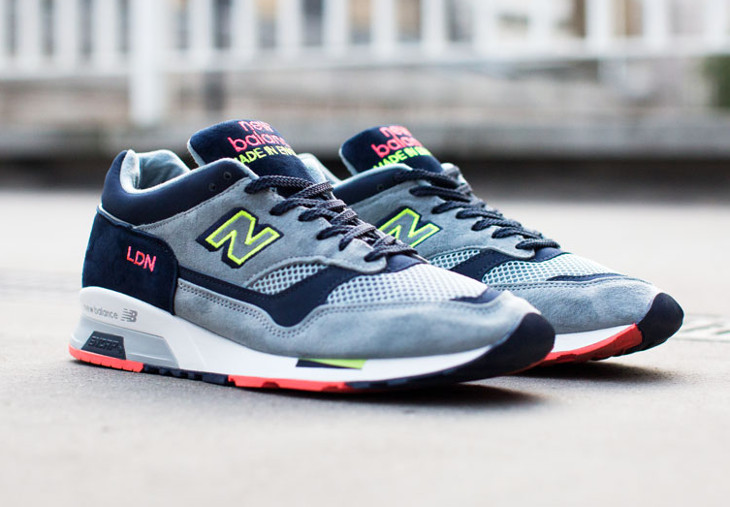 Guide des achats : New Balance M 1500 'London Edition' (made in UK)